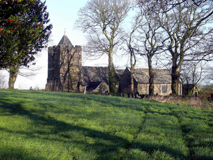 St Mary's Churchy, LLanfairhyghornwy