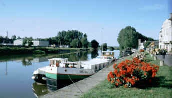 The Nantes-Brest canal