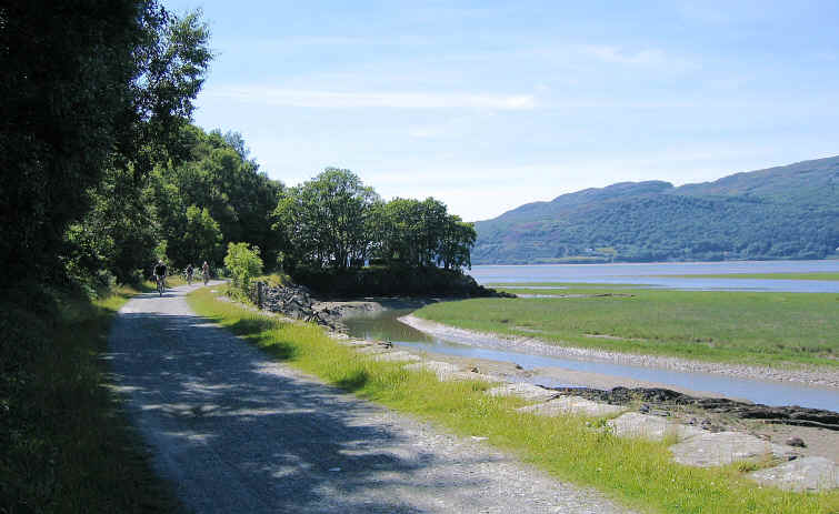 The Mawddach Trail