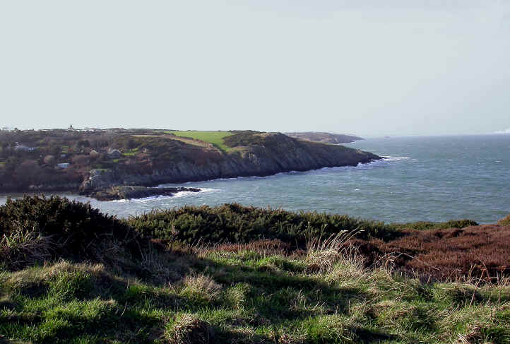 Western view from Point Lynas