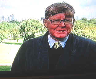 photo of author Alan Bennett