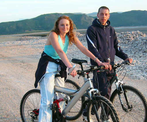 cylists hope Glan Conwy cycleway will soon be built