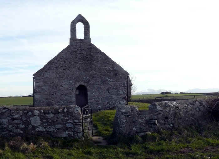 St Mary's Chapel of Ease, Tal-y-llyn is a listed grade one medieval church in an isolated setting